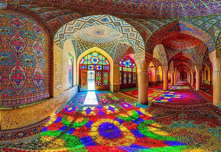 Iran - Moschea Shiraz