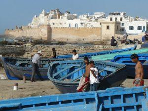 Essaouira barche