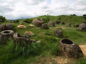 Superviaggi 2018 Laos - Piana delle giare a Phonsavan